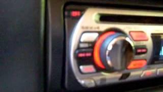 ESTEREO SONY XPLOD CDX-GT460OUS