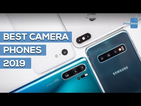 Best Camera Phones in 2019