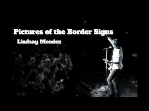 Lindsay Mendez sings