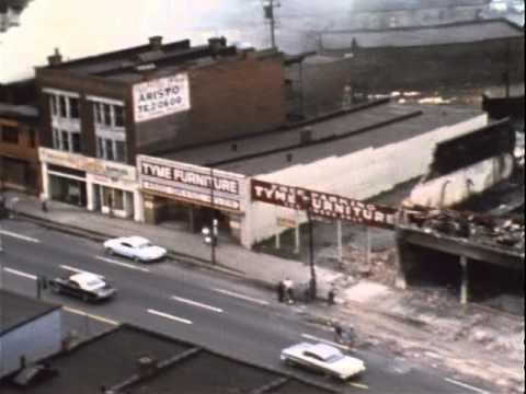 The Detroit Riots, 1968