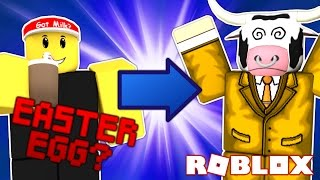 FLYING COW EASTER EGG!!! | Roblox Obby Race