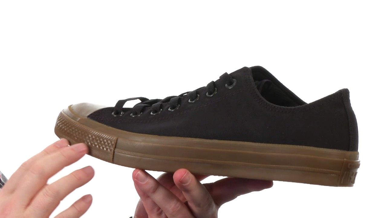 Converse Chuck Taylor® All Star® II Gum Ox SKU 8809628 - YouTube 6e512b07d