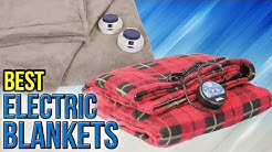 10 Best Electric Blankets 2017
