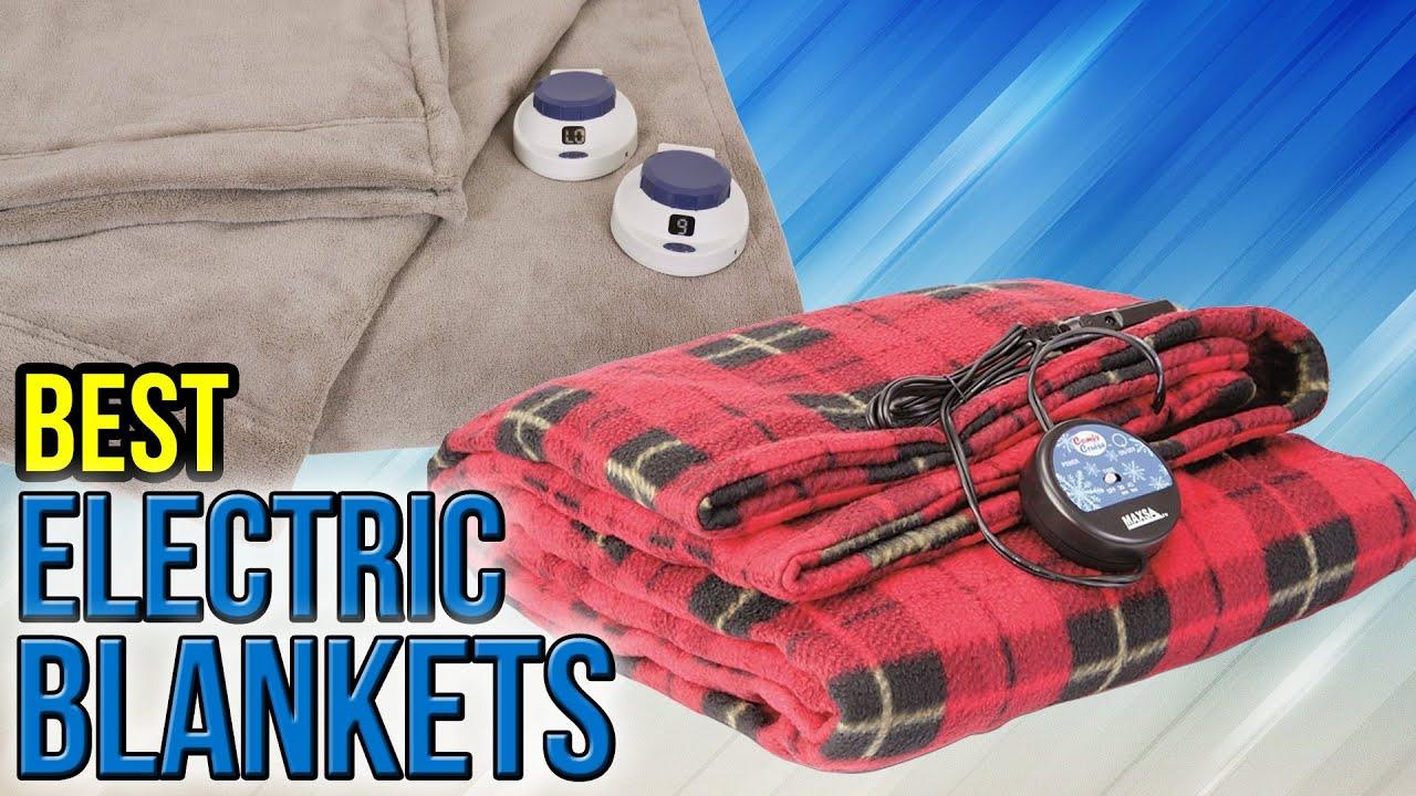10 best electric blankets 2017 youtube. Black Bedroom Furniture Sets. Home Design Ideas