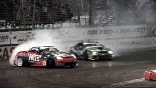 video thumbnail of Chris Forsberg Formula Drift 2010 - Irwindale Round - NOS Energy Drink