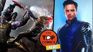 Escenas eliminadas Endgame I Estrena Disney + I Series de Marvel