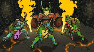 JACK BLACK MUTANT NINJA TURTLES На Русском Языке By Точка Z 18+ БЕЗ ЦЕНЗУРЫ