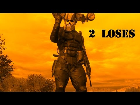 MGS5 Online - Survival Playlist - 2 Reward Matches - Red Fortress (2 Loses)