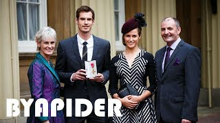 Andy Murray Family Photos || Father, Mother, Brother & Wife!!!