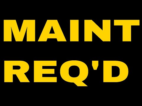 Toyota Sienna maint reqd light reset maintenance required  YouTube