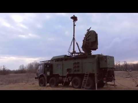Радиотехническая разведка (РЭБ - ОСНАЗ )