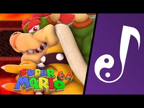 Super Mario 64 - Koopa's Theme Remix - AJ DiSpirito