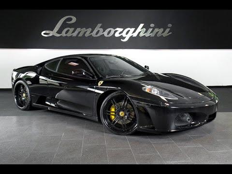 2005 Ferrari F430 Gloss Black LT0653