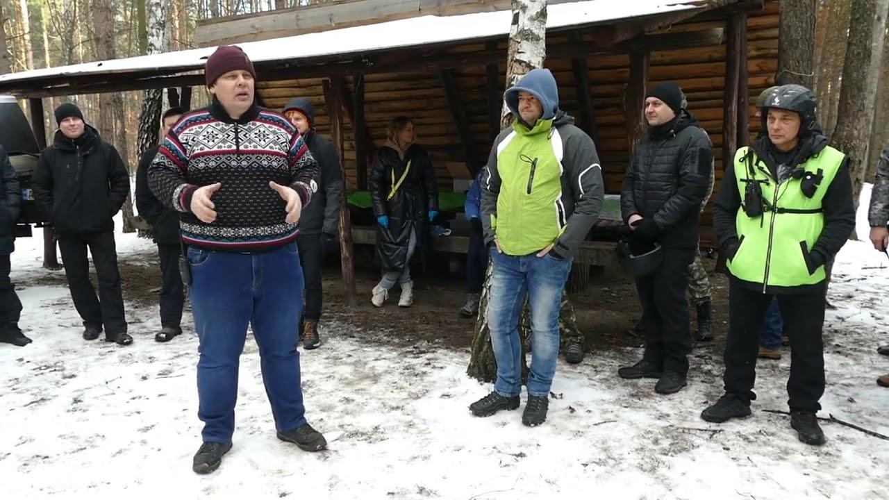 Легендарный OFF ROAD 14-й год подряд ТИХОХОД-КВЕСТ 2021 БРИФИНГ