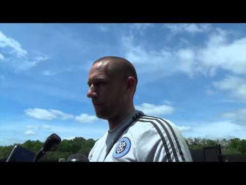 Josh Saunders ~ New York City FC 5/20