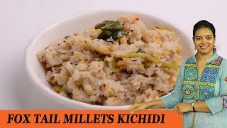 Fox Millets Kichidi