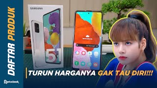 SI MEWAH MAKIN MURAH | 5 HP Samsung Turun Harga Spesial Akhir Tahun 2020.
