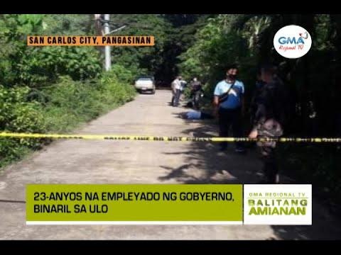 Download Balitang Amianan: Patay sa Pamamaril