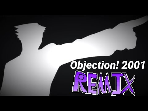 'Phoenix Wright ~ Objection! 2001' — Ace Attorney Remix