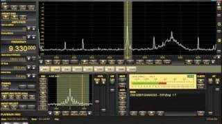 9330kHz antenna切り替えテスト Jan 4 0612JST