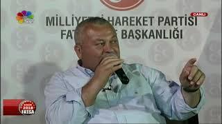 20/06/2018 SEÇİM 2018 - MHP FATSA ÖZEL YAYINI