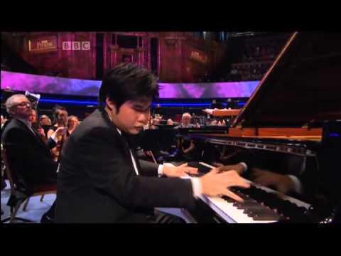 Nobuyuki Tsujii - La Campanella - BBC Proms 2013  辻井伸行さん プロム� アンコール