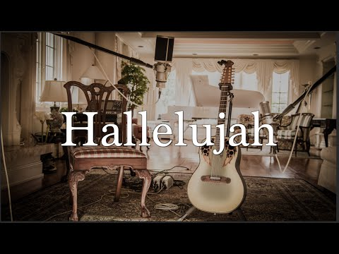 At home with Jamie Lawrence performing Hallelujah Maui Hawaii