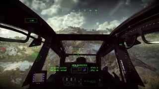 Apache: Air Assault - PC gameplay on Veteran mode