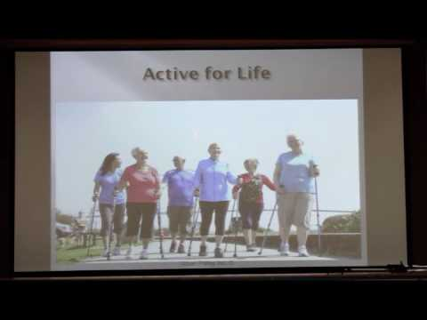 Walk Your Way to Better Health Movement for active living