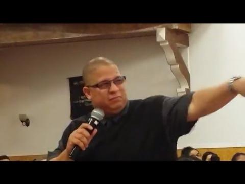 Pastor. Hector Delgado Predicando Desde Reading, Pennsylvania Tema: Quien lo Hecho a Perder???