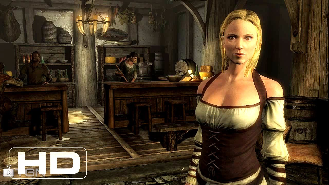 ★ Skyrim - Bugs, DLCs, Bananas (and Quests and Companions!) - What We Know  So Far - #7 - WAY ➚