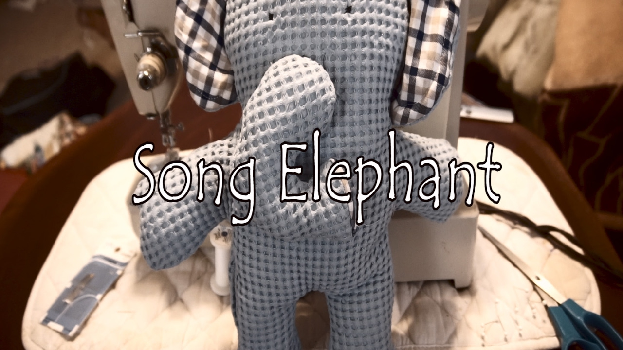 Stuffed Animal With A Wind Up Music Box Inside Youtube