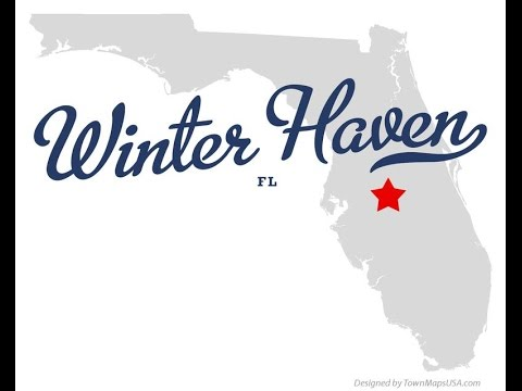La Cuidad de Winter Haven, Florida