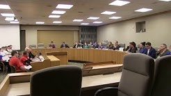 Raising Oregon's Minimum Wage Hearing in Salem 1/14/16 #1