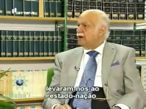 Interview with Professor Suheil Bushrui / Entrevista com o Prof. Suheil Bushrui (1/3)