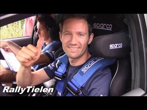 WRC ADAC Rallye Deutschland 2018 - Recce day 2 WP Mittelmosel - Full HD