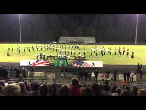 Clover Hill High School Marching Band 2915