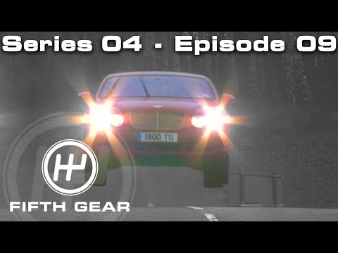 Fifth Gear: Series 4 - Episode 9