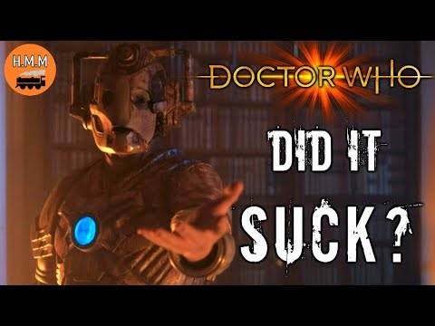 DID IT SUCK? | Doctor Who [THE HAUNTING OF VILLA DIODATI REVIEW]