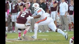 Auburn vs. Texas A&M 2013 (THE SACK)