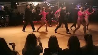 Amaya Dance Performance at Amaya Sunday Funday Salsa Social