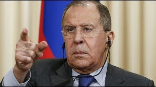 Annual news conference with Lavrov [STREAMED LIVE]