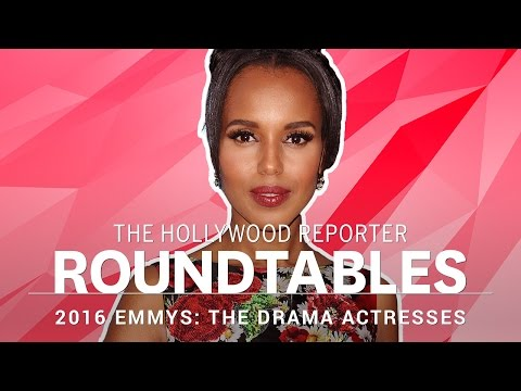kerry washington on How Themes of television's 'Scandal' & 'Confirmation' Play in Current Election