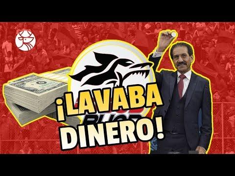 INCREÍBLE | Equipo del futbol mexicano es utilizado para el lavado de dinero