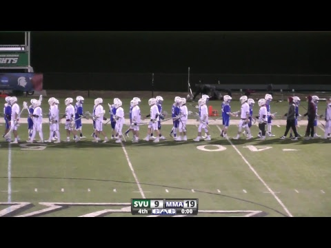Southern Virginia University Men's Lacrosse vs Merchant Marine