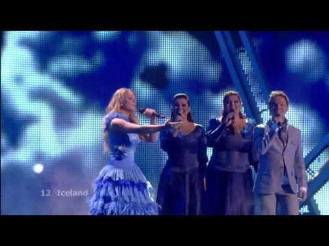 Eurovision Song Contest |2009| - Iceland - Yohana - Is It Tr