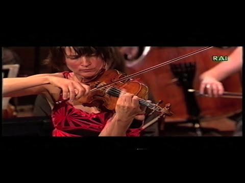 Viktoria Mullova: Bartók Violin Concerto No.2, Sz.112 with The Mahler Chamber Orchestra