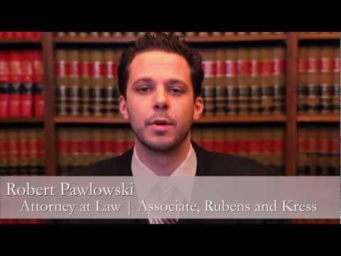 Robert Pawlowski Attorney at Law Biography
