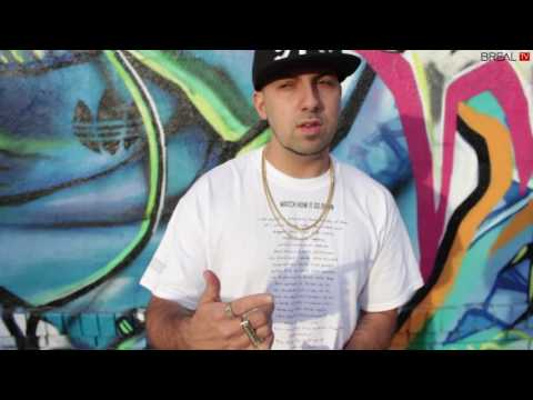 Termanology - Once Upon A Rhyme | BREALTV