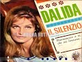 Dalida   Il silenzio KARAOKE FAIR USE